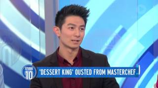 MasterChef Australia: Reynold The Dessert King | Studio 10