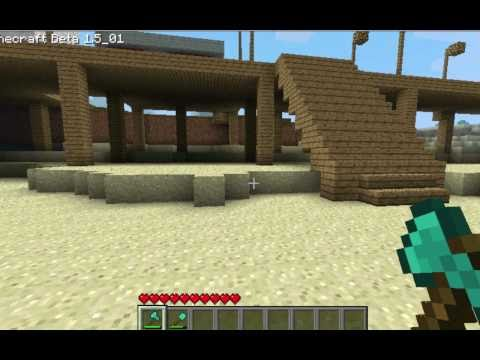Minecraft Bicycle and Speed Boat