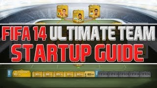 How to Get Started on FIFA 14 Ultimate Team