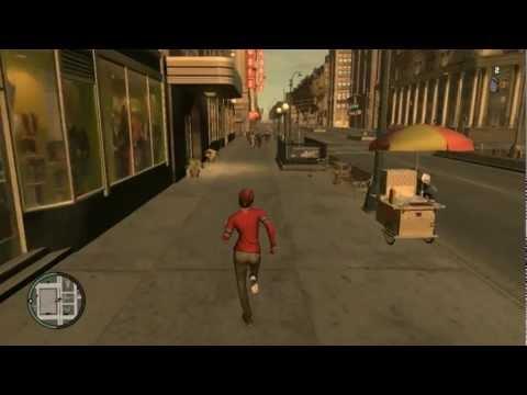 Веселые покатушки в GTA IV