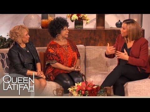 Merry Clayton and Darlene Love Talk