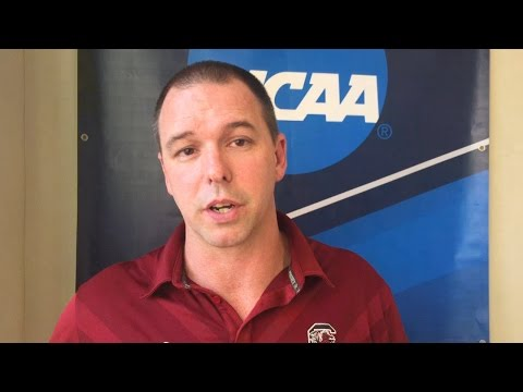 McGee Moody on Day One of the NCAA Men's Swimming & Diving Championships — 3/23/16