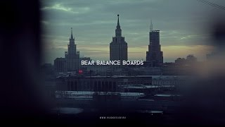 Bear Balance Boards