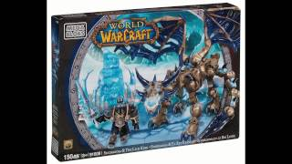 2012 World of Warcraft Mega Bloks Building Block Sets Preview