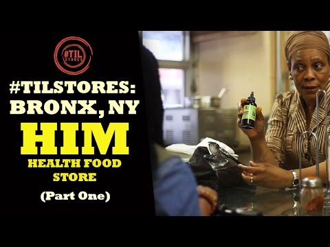 #TILStores: HIM Health Food Market
