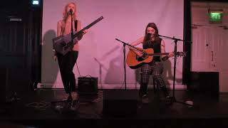 Chemtrails (acoustic set) @ 91 Brick Lane 18/02/18