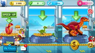 Nhà máy khủng long, bicro kids game