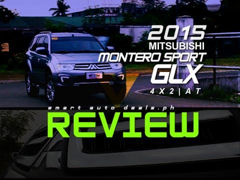 2015 Mitsubishi Montero Sport GLX 4X2 Review   PHILIPPINES