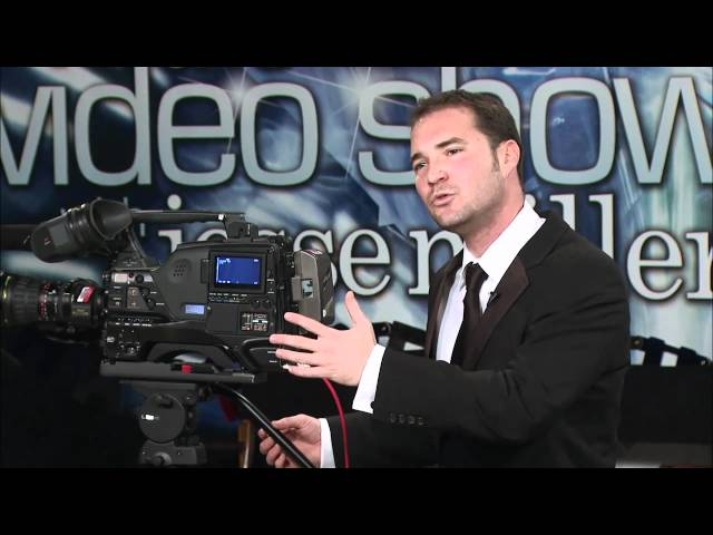 Sony PDW-F800 Special Features Ep.13