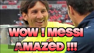 WOWWW! The ULTIMATE YouTube Channel: Ft Lionel Messi - Amazed by crazy skills!!!