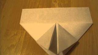 Cool Origami Secret Letter