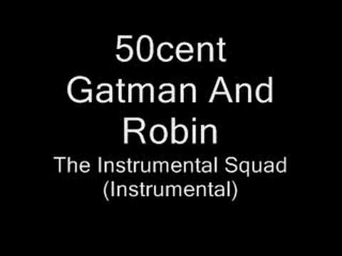 (Official Instrumental) 50cent - Gatman And Robin
