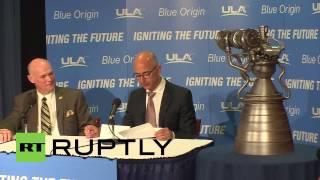USA: New BE-4 rocket engine won't replace Russian RD-180