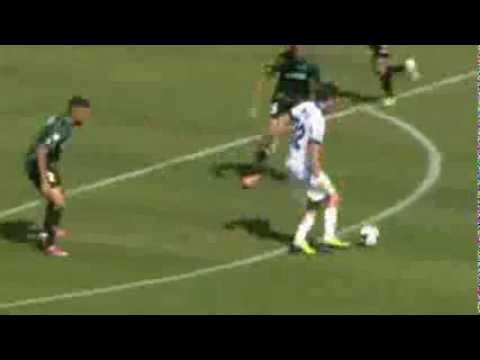 Esteban Cambiasso Goal (Sassuolo 0-6 Inter) 09/22/2013