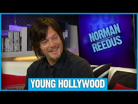 Norman Reedus on