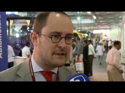 Opening busworld Mumbai - Vincent Van Quickenborne (focus-wtv) - Very funny at 1'16