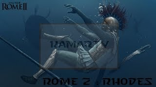 Rome Total War 2 : Rhodes Lets Play #3