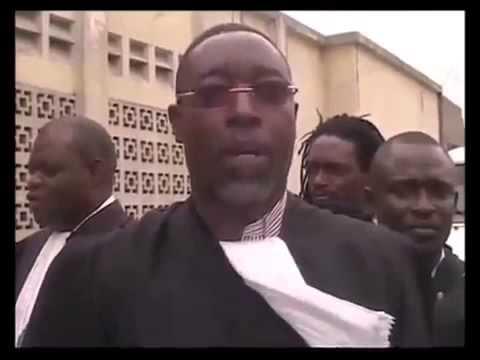 Francis Kalombo avocat de Denis Lessie(www.congonumber1.com)