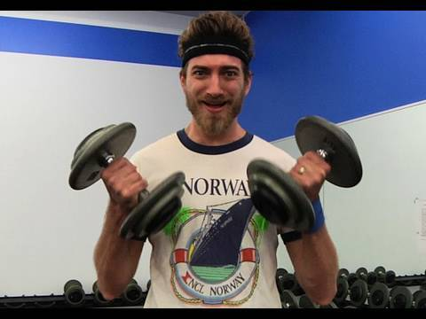 Work Out RAP ♫ Video