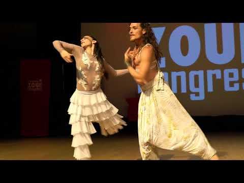 CZC18 Performance by Jessica & RyEl ~ Zouk Soul