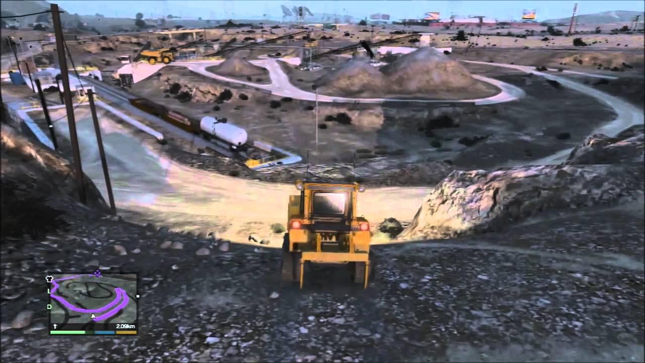 Hvy Dump Location Gta 5 en Gta v el Hvy Dump y
