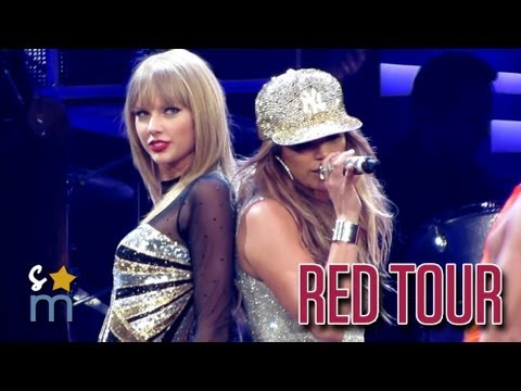 Taylor Swift & Jennifer Lopez -
