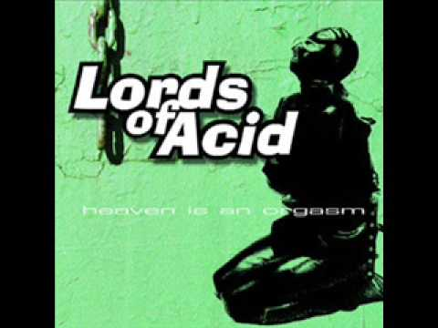 Lords Of Acid - Undress And Possess
