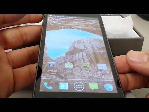 BLU Products Studio 5.5 Unboxing and Review, 4G T-Mobile, Quad Core, GSM Unlocked Android 4.2