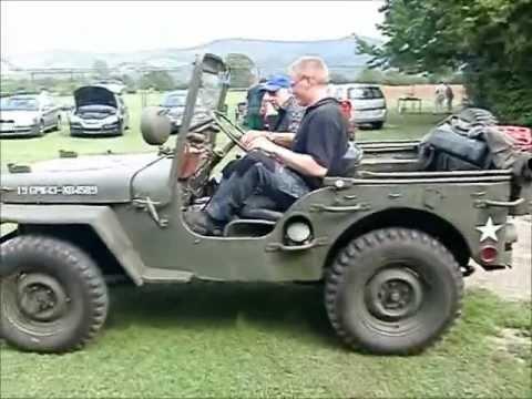 1/72 willys джип британских десантников вмв (airfix 02339) сборная модель
