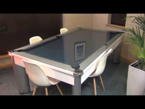 Fusion Pool Dining Table