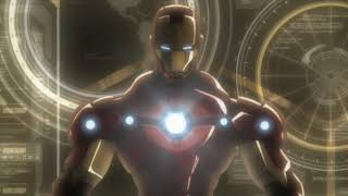 The Review Shows Iron Man Rise Of Technovore