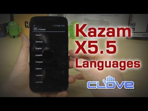Kazam download mode