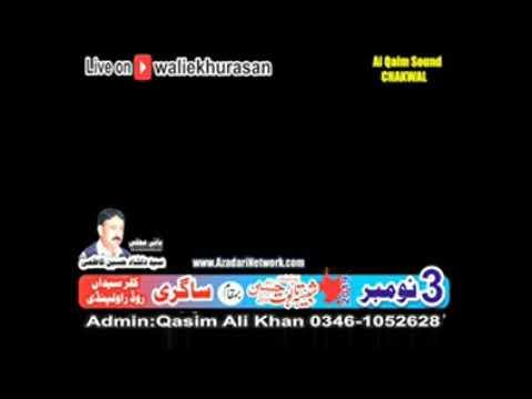 live Mjalis Aza Sagri rawalpindi 2019