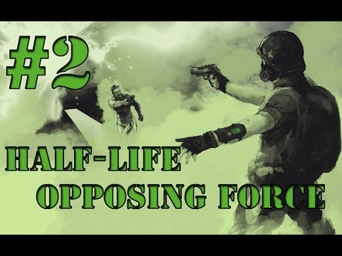 Half-life: opposing force - screenshots gallery - screenshot 53/78 - gamepressurecom