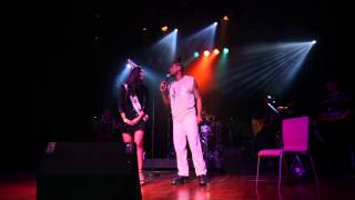 Blakdyak singing to Melanie Balagtas in Sydney 2013 Part 3 ( Final)