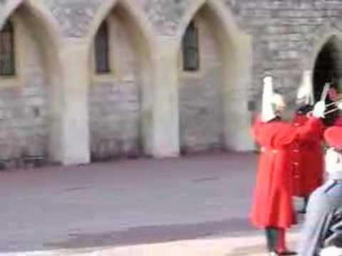 Royal Band at Windsor Castle Mission Impossible