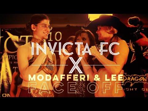 Invicta FC 10: Roxanne Modafferi vs. Andrea Lee