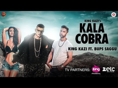 Kala Cobra (Full Video) | King Kazi | Bups Saggu | New Songs 2016