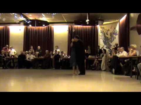 Jorge Y La Turca 1 At Tango Brujo, Hasselt 2009