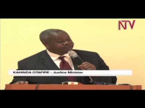 Otafiire cautions Judicial Officers on impunity
