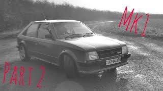 Astra Mark 1 GTE | Classic CAR  RESTORATION | 2018 UPDATE