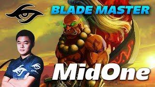 MidOne Juggernaut | BLADE MASTER | Dota 2 Pro Gameplay