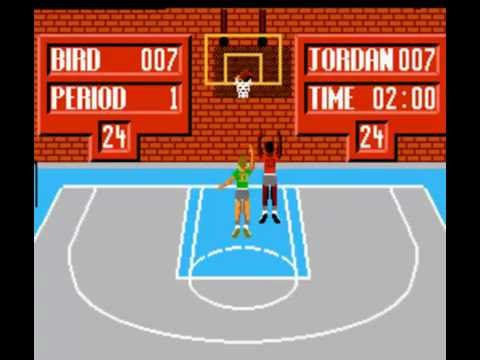 Jordan vs Bird: One-on-One