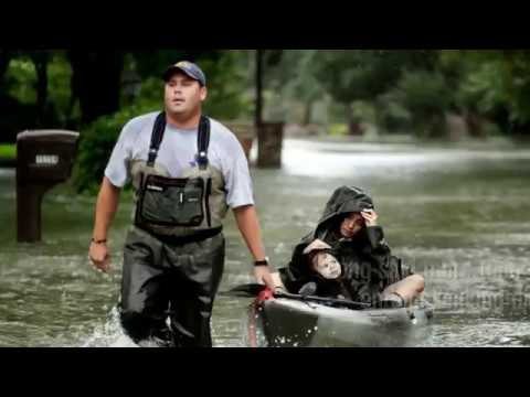 Harvey's Toll: 30,000 Expected In Houston Shelters, 450,000 May Need Disaster Help