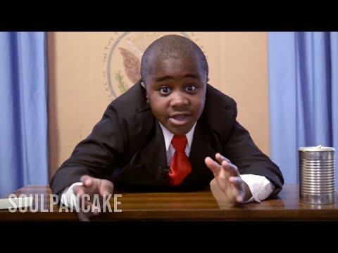 Big Announcement from Kid President: We're Doing a TV Show on The Hub!