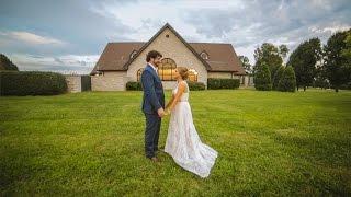 Wedding Video: Evan and Alex at Keeneland in Lexington, Kentucky