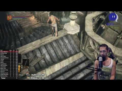 Dark Souls 3 - All Bosses - 0 hits, 0 deaths, no glitches, no magic, no save quits #1