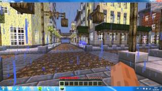 minecraft new york city part1