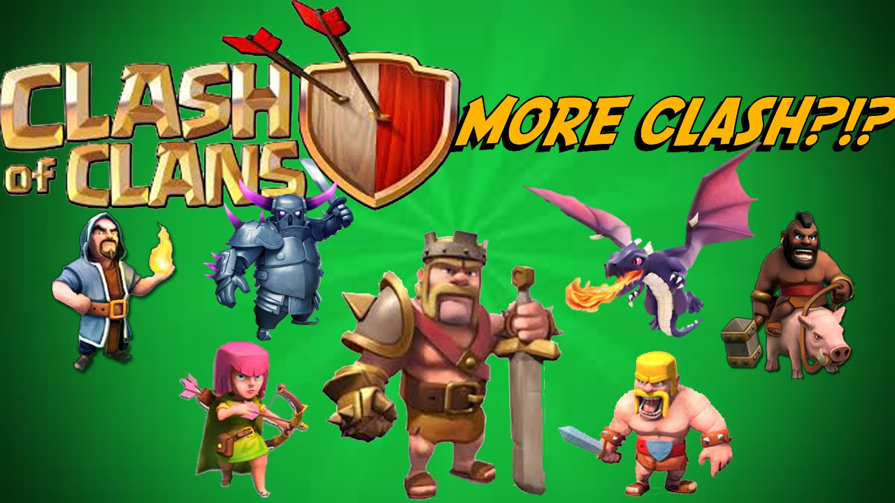 Clash of Clans : Channel Update Idea - More Clash, Less Minecraft