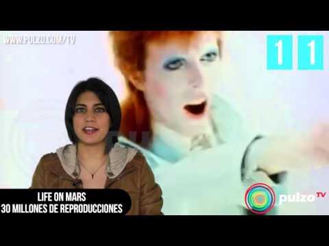 Las Canciones Más Escuchadas De David Bowie - Top 4 | Pulzo TV